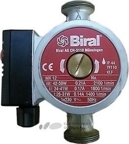 cumpără Pompa de circulatie Biral 12-3 în Chișinău