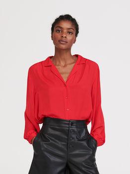 Блуза RESERVED Красный xm113-33x