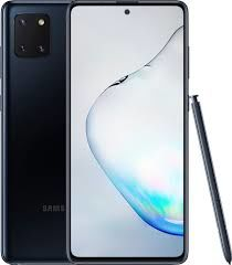 купить Samsung Galaxy Note 10 Lite 6/128GB Duos (N770FD), 	Black в Кишинёве