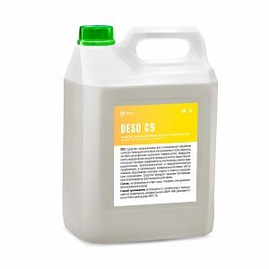 Дезинфицирующее средство на основе изопропилового спирта Deso C9 5л