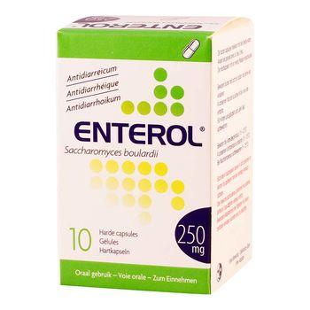 cumpără Enterol 250mg caps. N10 în Chișinău