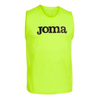 Манишка для тренировок - Joma Желтая XL