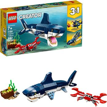 """LEGO Creator """"Обитатели морских глубин"""", арт. 31088"""