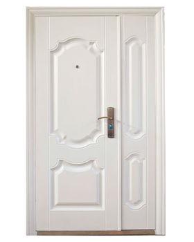 купить Дверь металлическая TPC 61W 1200x2050x70 мм белая в Кишинёве