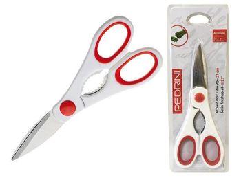 Ножницы кухонные универсальные Gadget Lillo, нерж сталь/плас