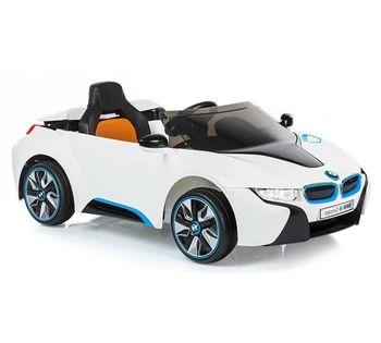 """купить Машина на аккумуляторе Chipolino """"BMW I8 Concept"""" white в Кишинёве"""