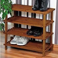 купить Полка для обуви 4-х ярусная Kesper 69734 в Кишинёве