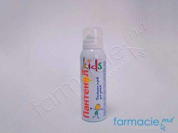купить Pantenol Kids spray 130g (Ucraina) в Кишинёве