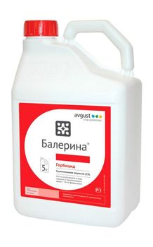 cumpără Balerina SE - erbicid p/u protecţia lanurilor de cereale, porumb, mei şi sorg - Avgust în Chișinău