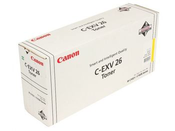 Toner Canon C-EXV26 Yellow/GPR-28Y/NPG-41Y, (XXXg/appr. 6000 pages 10%) for Canon iRC1021/21i,1022,1028