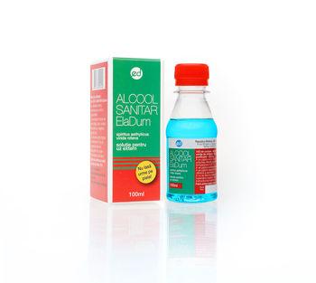 cumpără Alcool sanitar-Eladum 100ml în Chișinău
