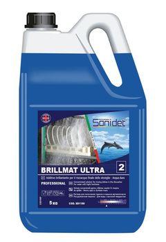 BRILLMAT ULTRA - Ополаскиватель для посудомоечной машины (5KG)