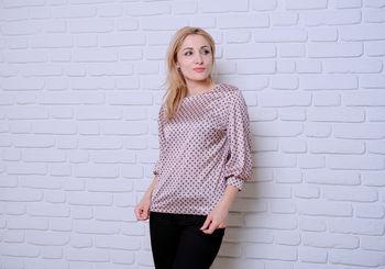 купить Блузка Simona ID 9528 в Кишинёве