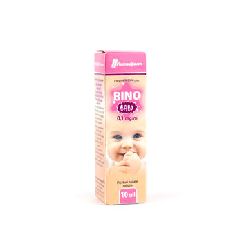 cumpără Rino Baby sol.0,01% pic. naz. 10ml N1 OTC în Chișinău