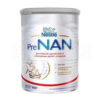 купить Nestle PreNan молочная смесь, 0+мес. 400 г в Кишинёве