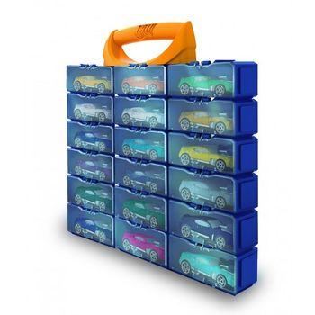 купить Mattel Hot Wheels Контейнер для 18 машинок в Кишинёве