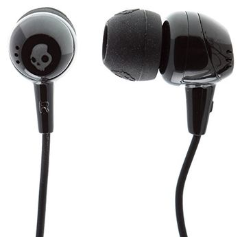 SkullCandy S2DUDZ-003  JIB IN-EAR, Black