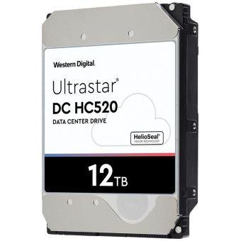 "3.5"" HDD 12.0TB-SATA-256MB Western Digital Ultrastar HE12 (0F30146)"