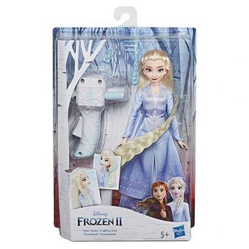 купить Hasbro Кукла Frozen Эльзa Холодное сердце 2 Магия причесок в Кишинёве