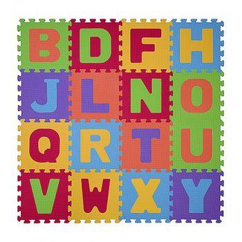 купить BabyOno Пазлы Буквы 16 шт в Кишинёве