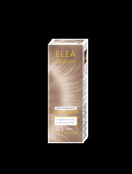 Balsam nuanțător, SOLVEX Elea Hair Toner, 100 ml., 03 - Perle