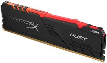 16GB DDR4-3733MHz  Kingston HyperX FURY RGB