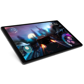 "10.3"" Lenovo Tab M10 FHD Plus (TB-X606X) Grey, WVA FHD (1920x1080) 330nits, MediaTek Helio P22T 8-Core 2.3GHz, 4Gb, 128Gb, 802.11ac + Bluetooth, 4G LTE Single Nano-SIM, GPS, micro SD Reader up to 256Gb, 5MP Front Camera, 8MP Rear Camera, Android 9, 5000mA"