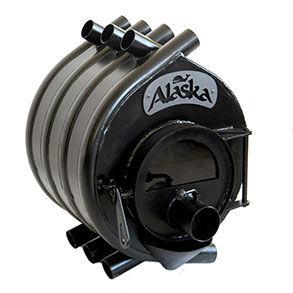 купить Печь калориферная ALASKA ПК-7с (со стеклом) в Кишинёве