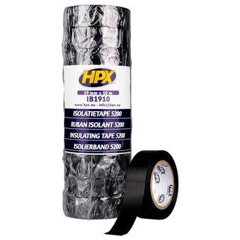 HPX 5200 изолента ПВХ 19mm*10m