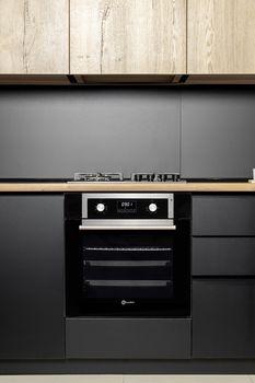 Электрический духовой шкаф Darko FF740BX-IX