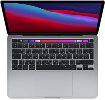 "Apple MacBook Pro 13"" M1 2020 (MYD92), Space Gray"