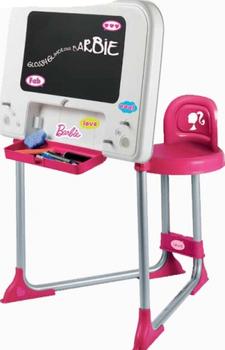 купить Faro Парта-мольберт со стулом Barbie 2 в 1 в Кишинёве