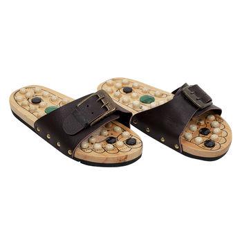 Массажные сандалии с магнитами inSPORTline Klabaka 16907-40 (5028)