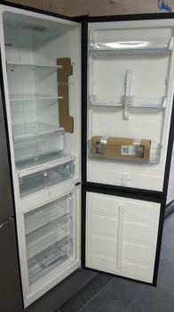 купить Холодильник Midea SB 190 NF Black Glass в Кишинёве