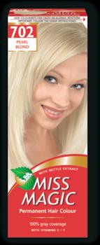 Краска для волос,SOLVEX Miss Magic, 90 мл., 702 - Жемчужный блонд