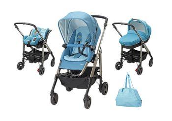 купить Bebe Confort Детская коляска Loola Excel 3 в 1 в Кишинёве