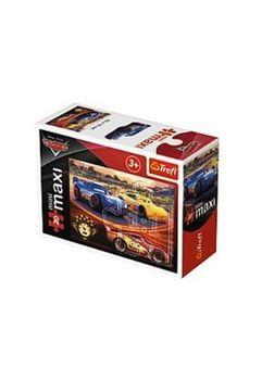 "Пазлы""MiniMaxi""-""New winners /Disney Cars 3"", код 40572"