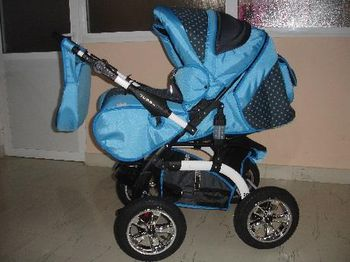 Babyland cărucior Jessi KL-111