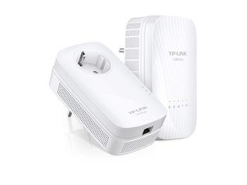 купить AV1200 Gigabit Powerline ac Wi-Fi Kit TL-WPA8730 KIT в Кишинёве