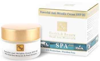 купить Health & Beauty Интенсивный крем от морщин с SPF-20 50ml (44.107) в Кишинёве