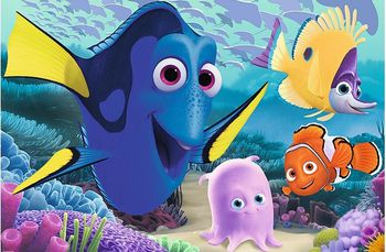 """14239 Trefl Puzzles - """"24 Maxi"""" - Underwater friends / Finding Dory"""