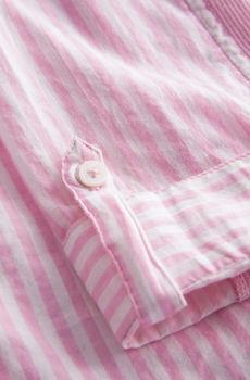 Блуза ORSAY Розовый в полоску