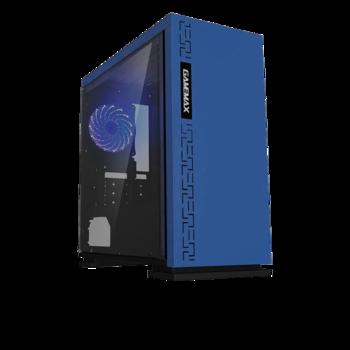 купить Корпус Micro-ATX Gamemax EXPEDITION H605-BL в Кишинёве