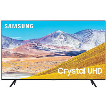 "Телевизор 55"" LED TV Samsung UE55TU8000UXUA, Black (3840x2160 UHD, SMART TV, PQI 2100Hz, DVB-T/T2/C/S2"