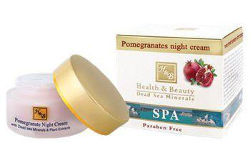 купить Health & Beauty Гранатовый ночной крем 50ml (44.1081) в Кишинёве