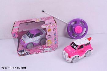 Радиоуправляемая машина для девочек