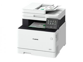 MFD Canon i-Sensys MF732CDW, Color Printer/Copier/Scanner,ADF(50-sheet),Duplex,Net,WiFi,USB-Host, A4,27ppm,1GB,1200x1200dpi, 52-163g/m2,Scan 9600x9600dpi,250+50sheet tray, Max.50k pages per month, Cart 046HBk/046Bk+046HC/M/Y/046C/M/Y