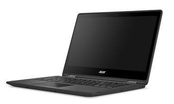 "купить ACER Spin 5 Obsidian Black (NX.GR7EU.007) 2-in-1 Tablet PC 360°, 13.3"" TOUCH FullHD (Intel® Quad Core™ i5-8250U 1.60-3.40GHz (Kaby Lake R), 8Gb DDR4 RAM, 256Gb SSD, Intel® HD Graphics 620, WiFi-AC/BT4.0, 4cell, HD webcam, RUS, W10HE64, 1.6kg,19.8 mm) в Кишинёве"