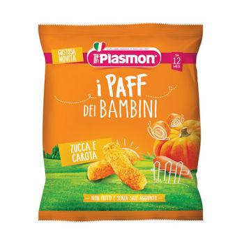 cumpără Plasmon Pufulete morcov si dovleac 15g în Chișinău
