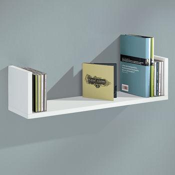 купить Деревянная подставка CD-RACK 600x1560x150 мм, белая в Кишинёве